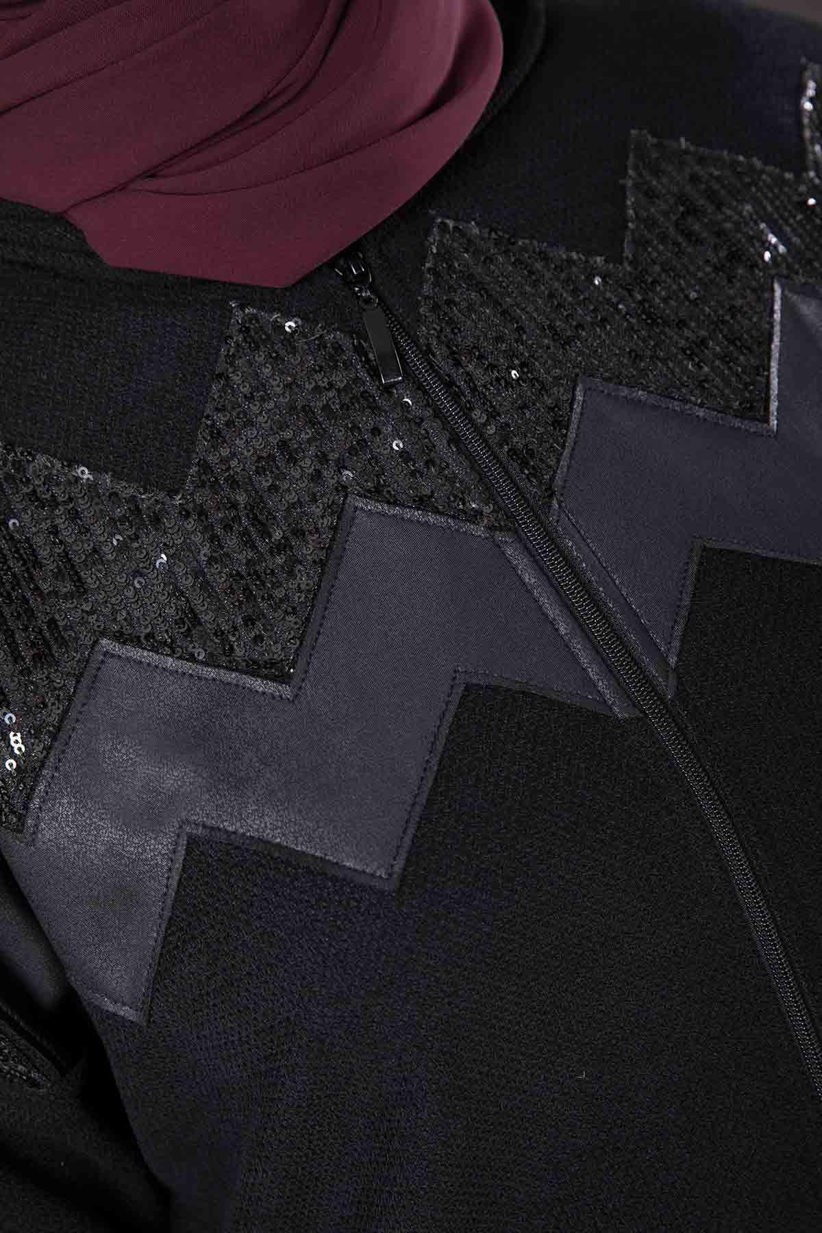 Vaveyla Kap Siyah 60040