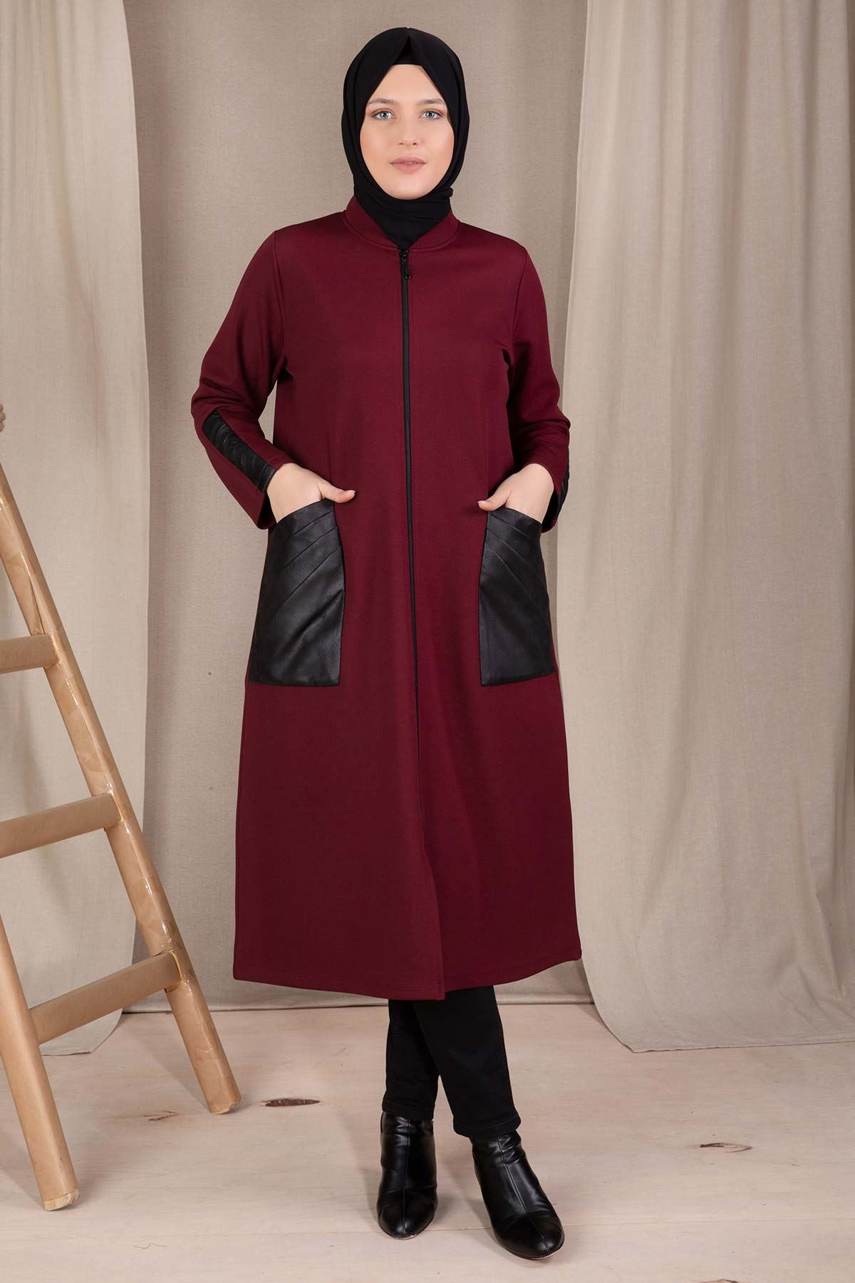Serpil Kap Bordo 60084