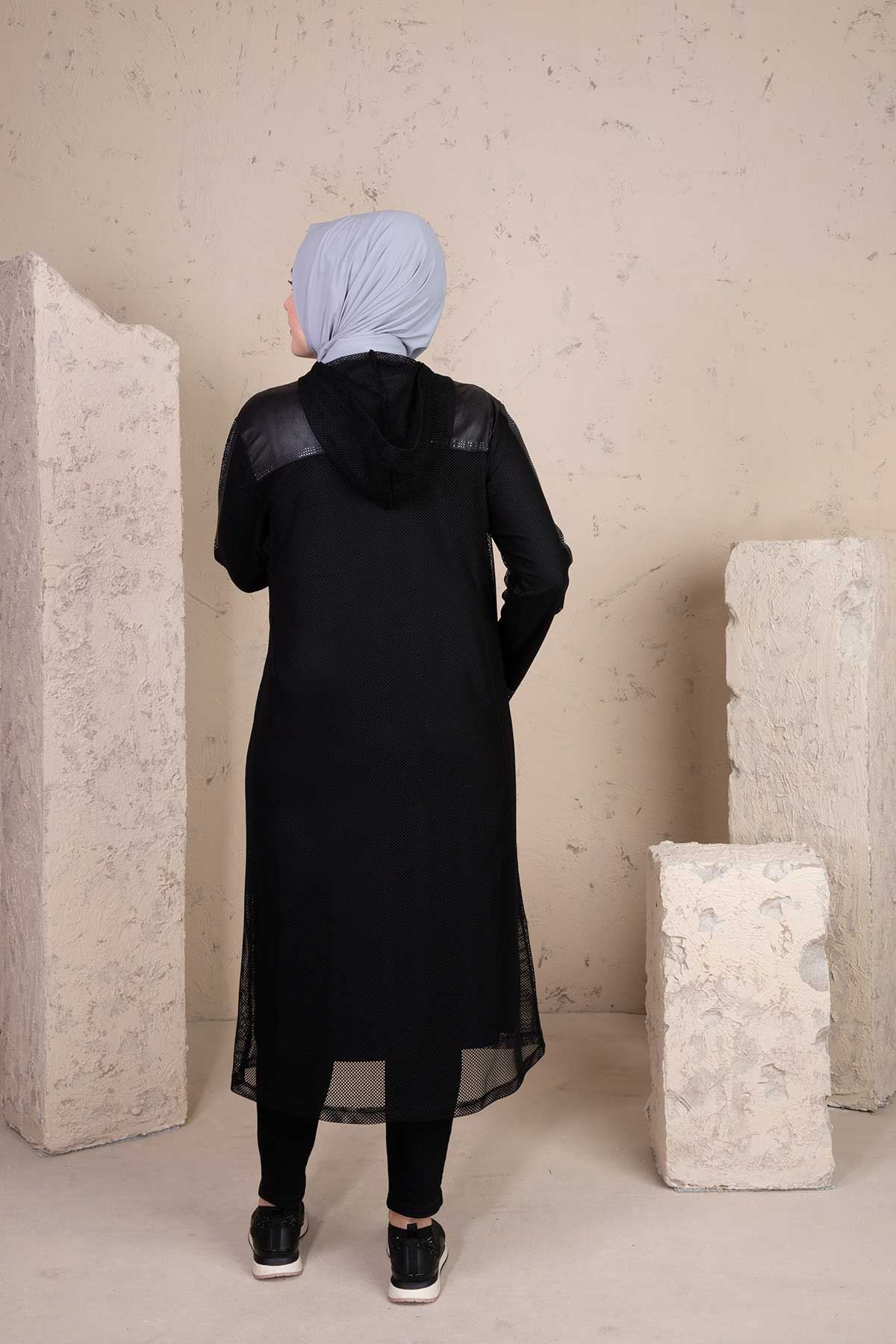 Nekra Fileli Takım Siyah 45001