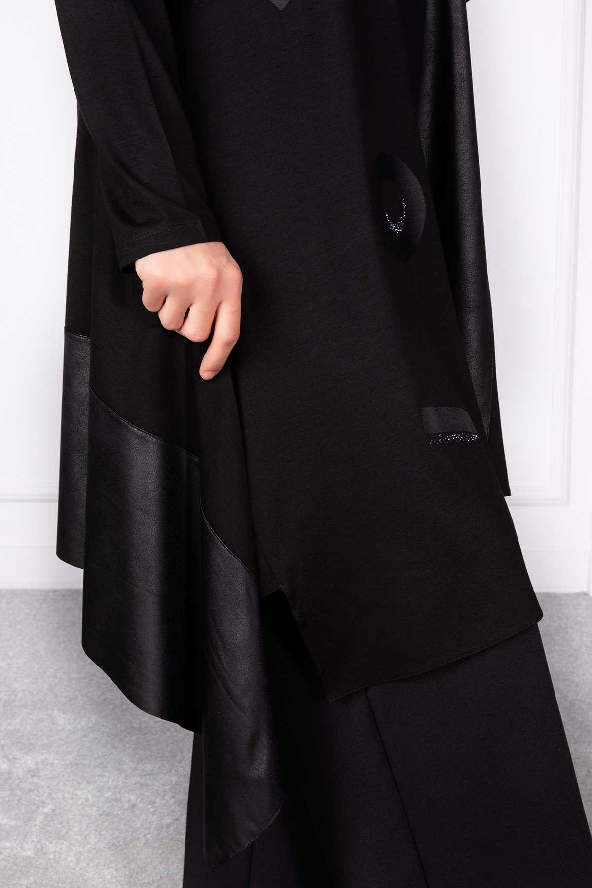 Belda Tunik Siyah 20004