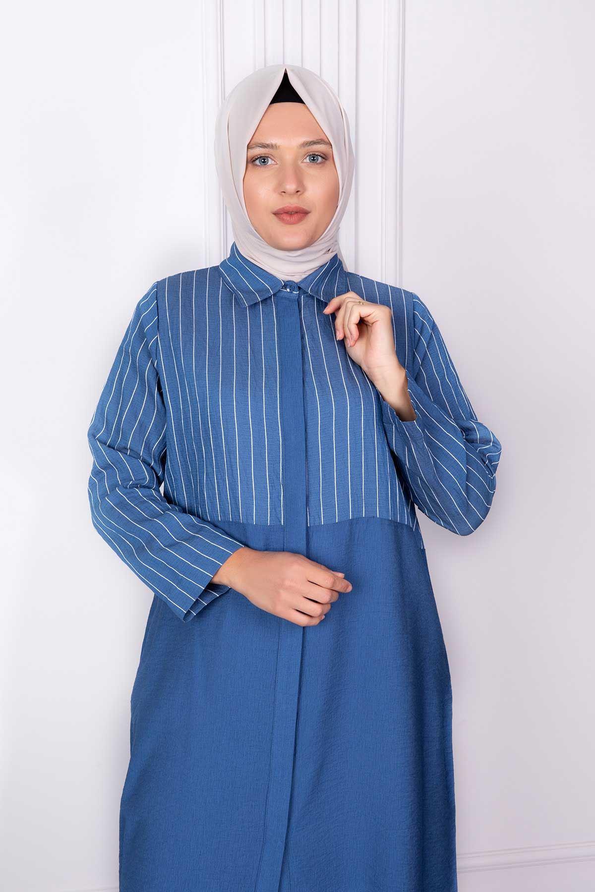 Miray Tunik Mavi 23005