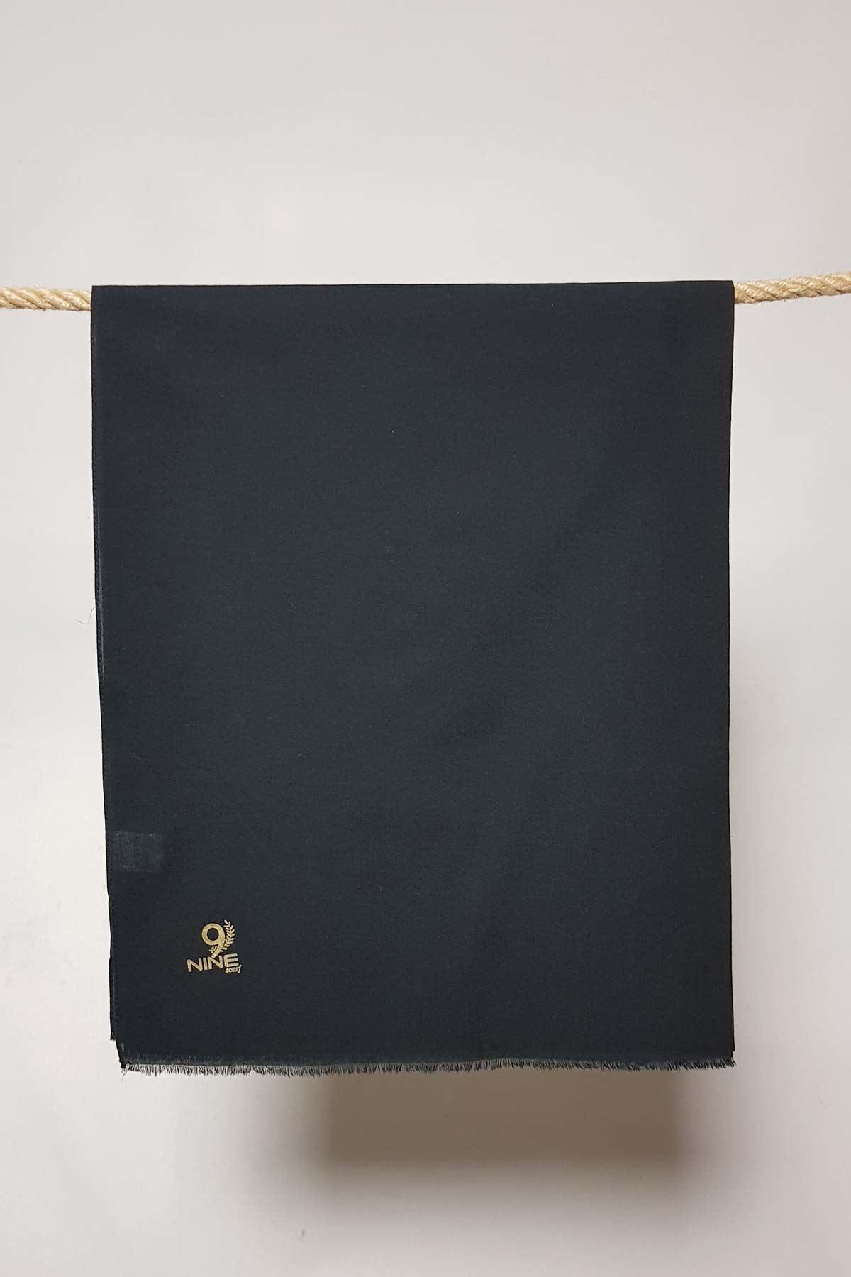 Pamuklu Şal Nine Siyah