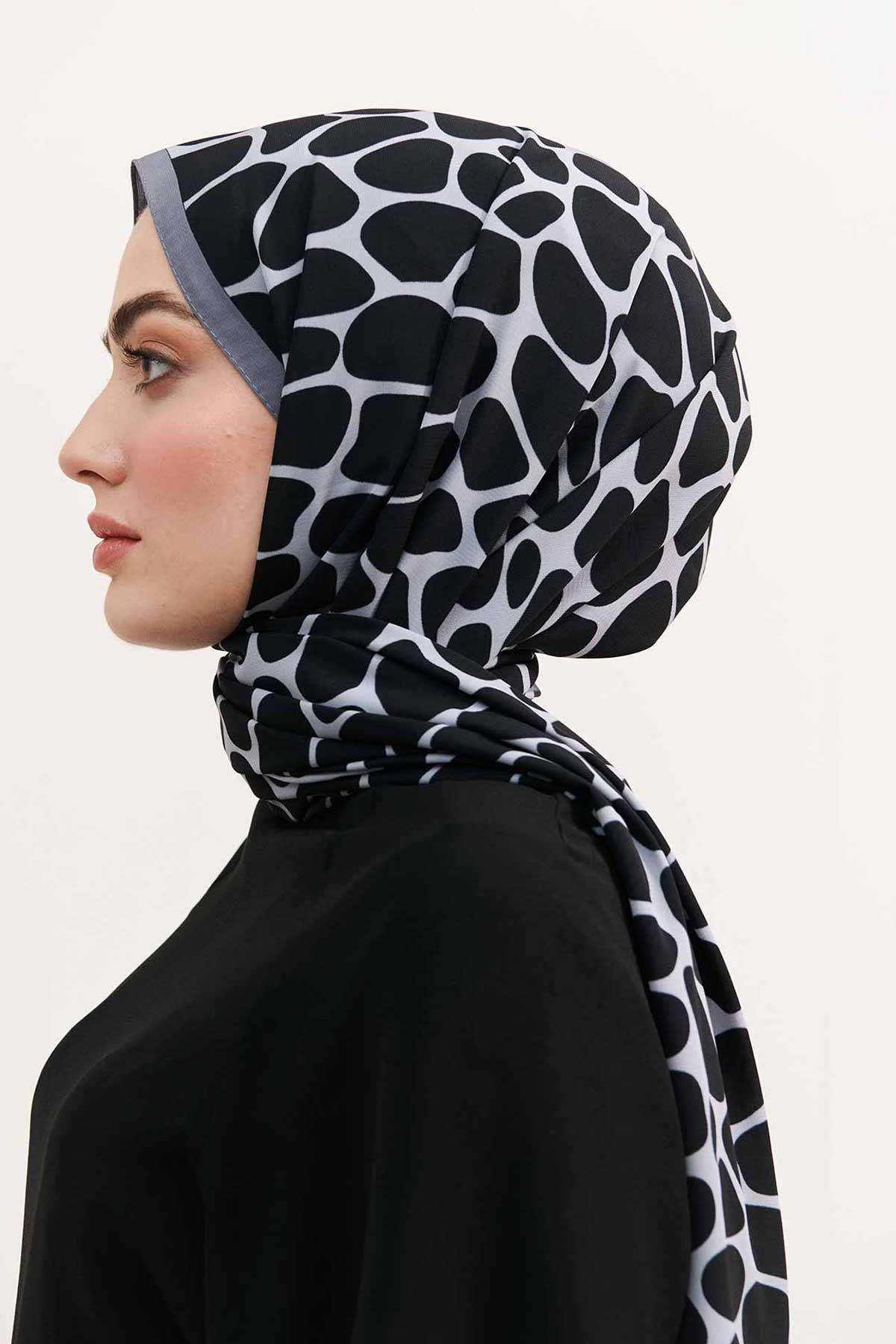 Moda Kaşmir Şal Dama
