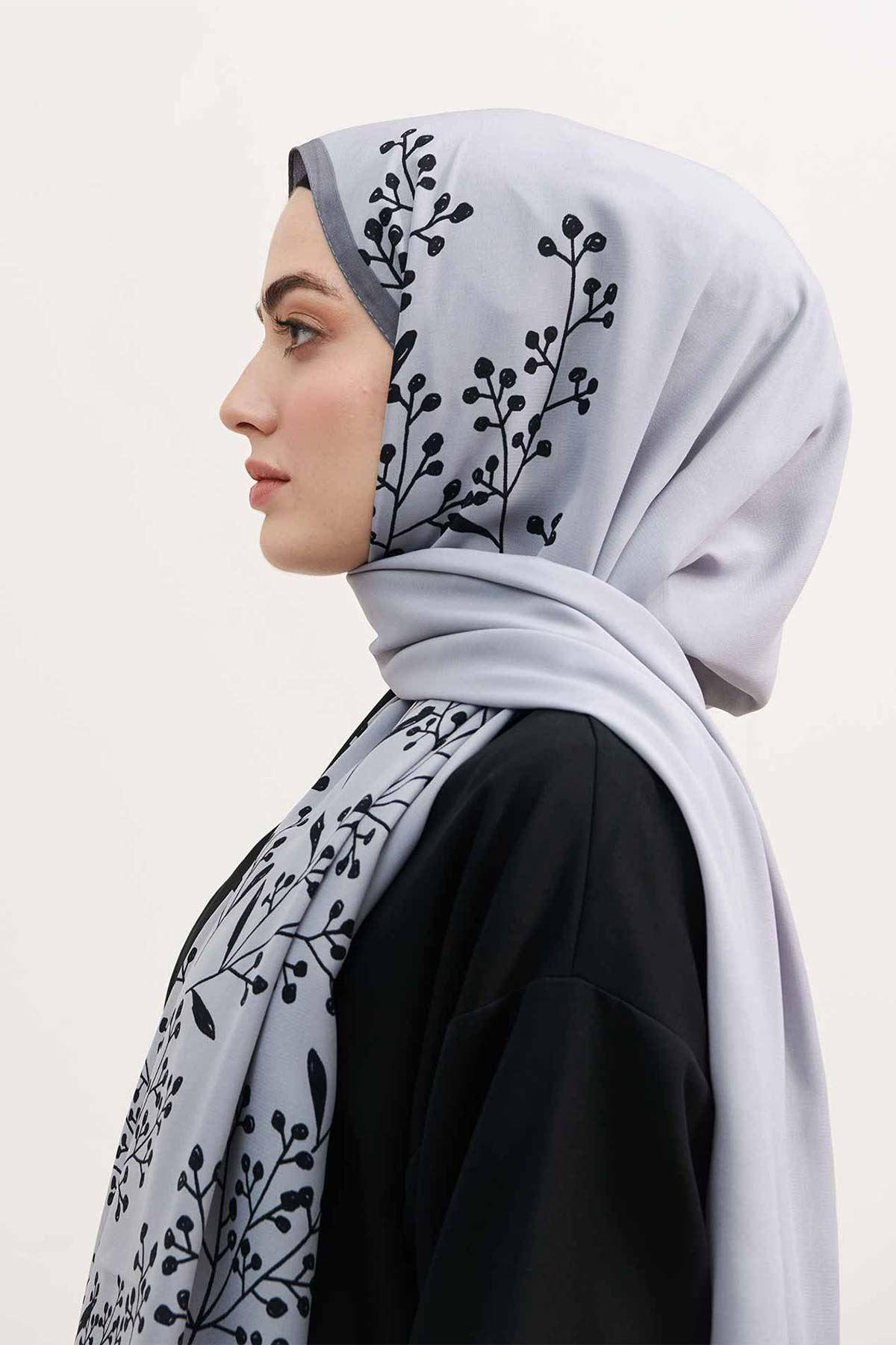 Moda Kaşmir Şal Papaver